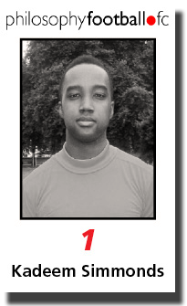 Kadeem Simmonds - goalkeeper